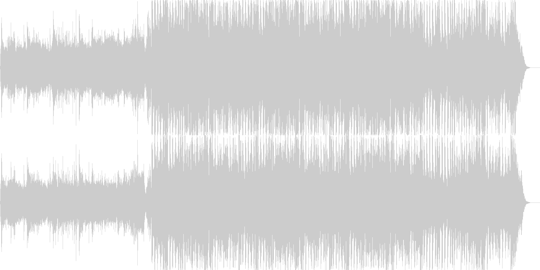 さくら(パチスロ風)フリーズからビッグの未再生の波形