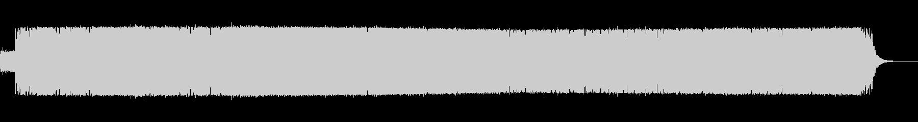 bpm128の元気のでるEDMの未再生の波形