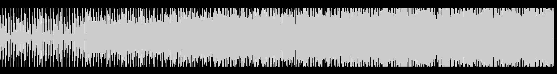 EDM K-POP フューチャーベースの未再生の波形