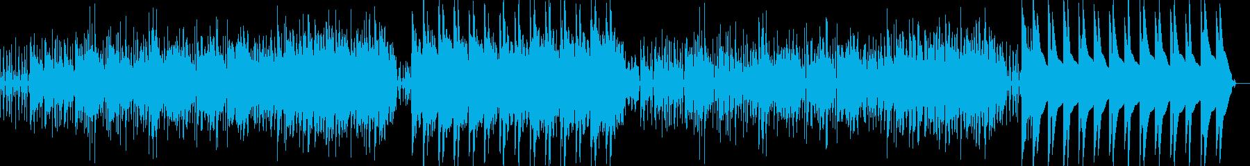 インストゥルメンタル、ベース、オル...の再生済みの波形