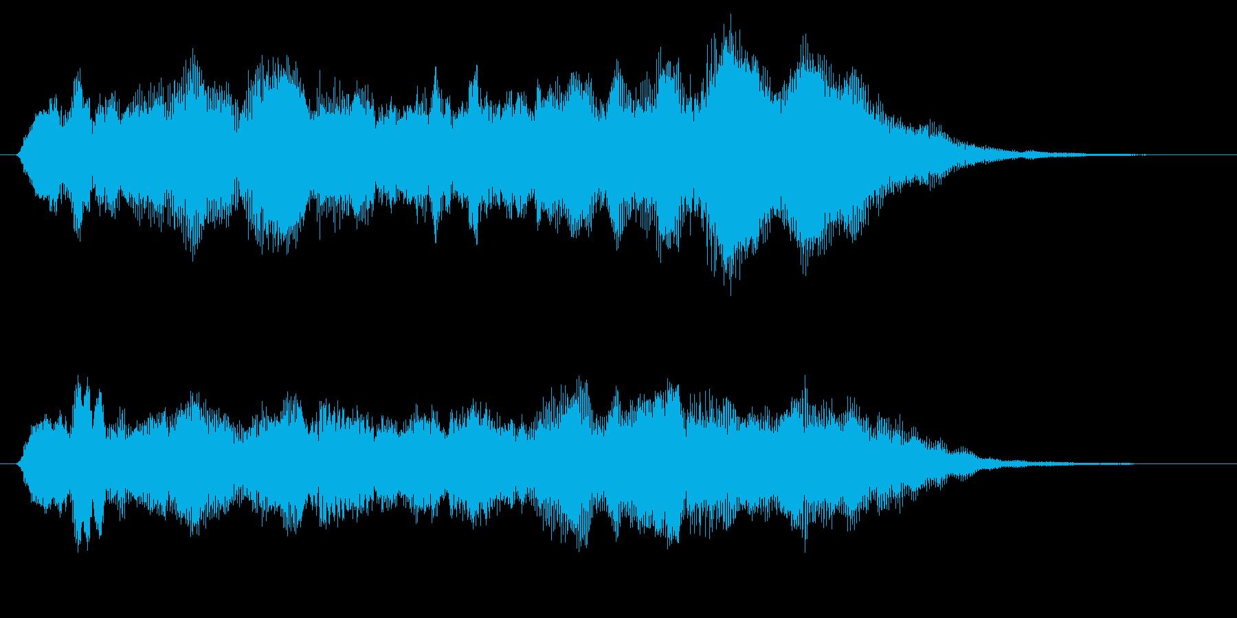 RPG_宿に一泊5の再生済みの波形