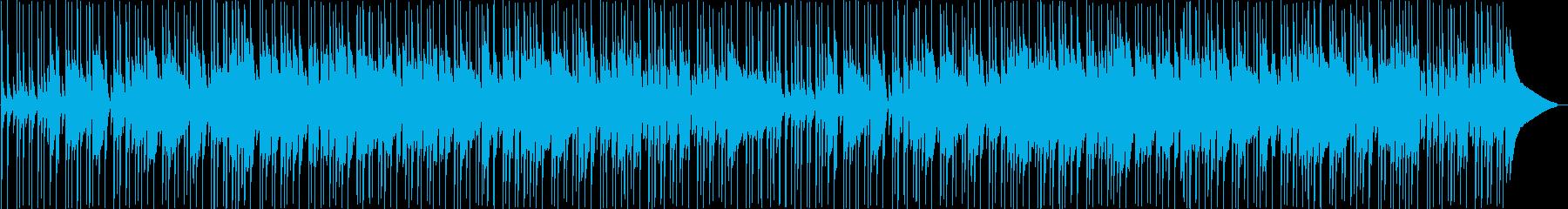 陽気でエネルギッシュなポップロック...の再生済みの波形
