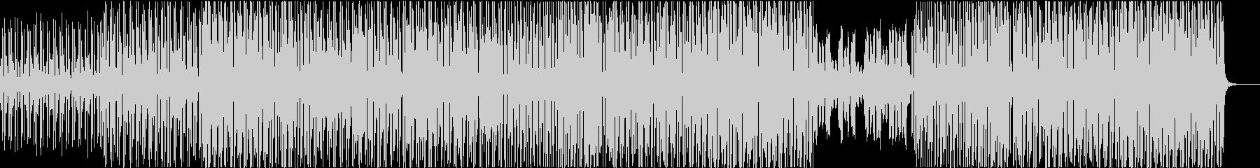 お洒落で大人な雰囲気のトロピカルハウスの未再生の波形