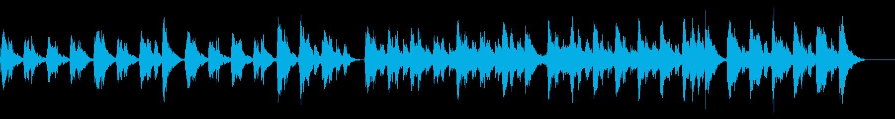 「卑劣な」ムードのオーケストラ楽器...の再生済みの波形