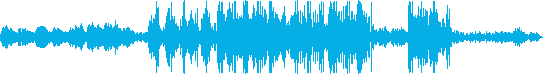 ノスタルジックな旋律が優しく響く回想音楽の再生済みの波形