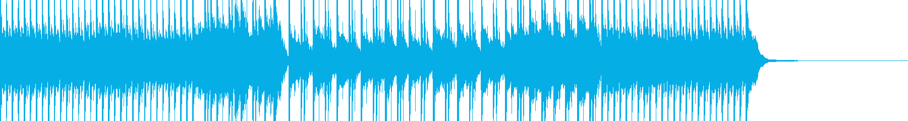 線香花火をイメージした切ないギターポップの再生済みの波形