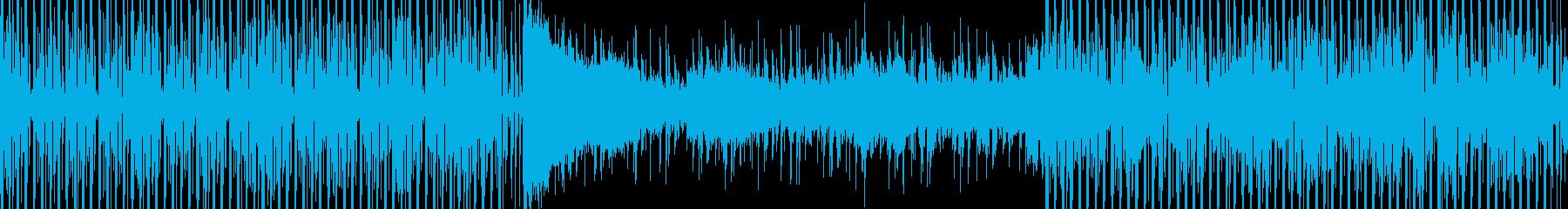 ハウス ダンス プログレッシブ 透...の再生済みの波形