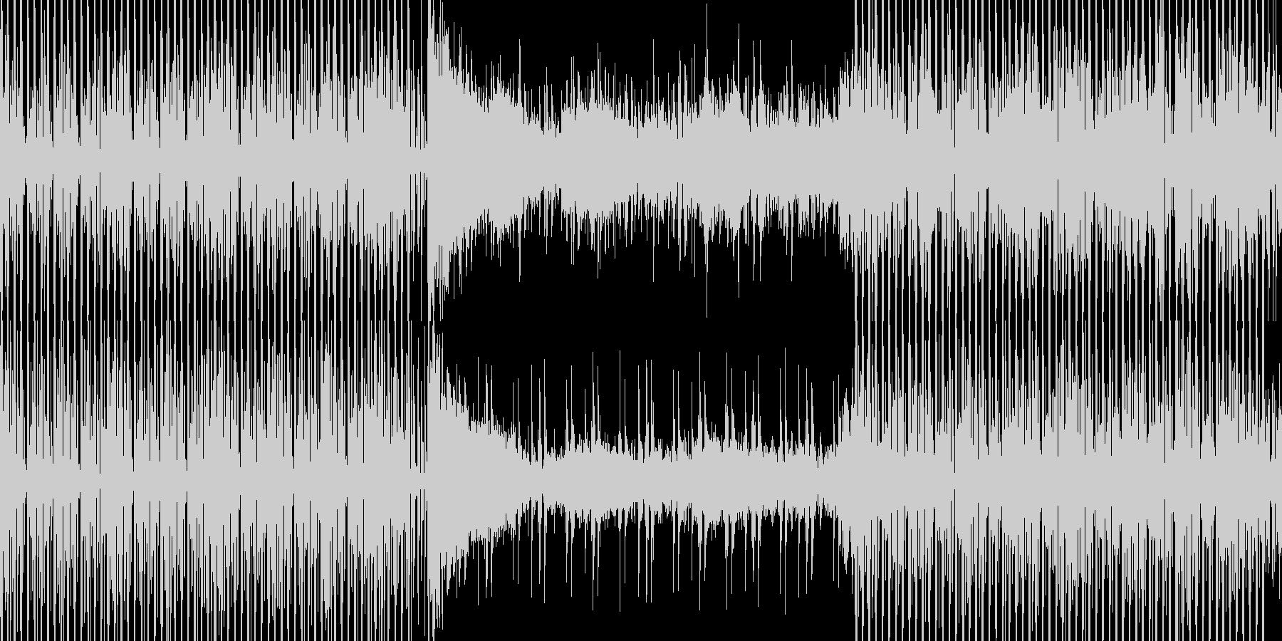 ハウス ダンス プログレッシブ 透...の未再生の波形