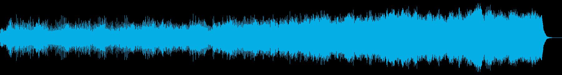 より大きく、より大きく。ハロウィー...の再生済みの波形