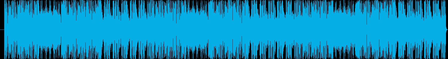 チャイニーズ風。幻想的でスリリングの再生済みの波形