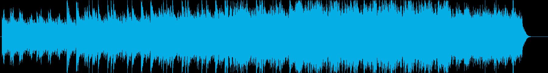 壮大・飛躍・爽やかな印象のピアノBGMの再生済みの波形