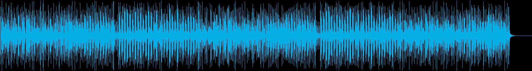 ハイホーを陽気なジプシージャズにの再生済みの波形