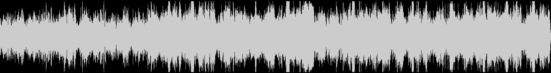 ファンタジー村BGMの未再生の波形
