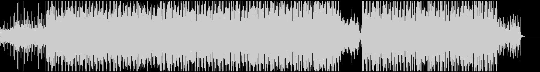 ポップ感動壮大 ピアノオーケストラの未再生の波形