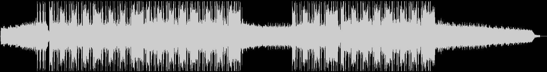 スタイリッシュなエレクトロニックヒップホの未再生の波形