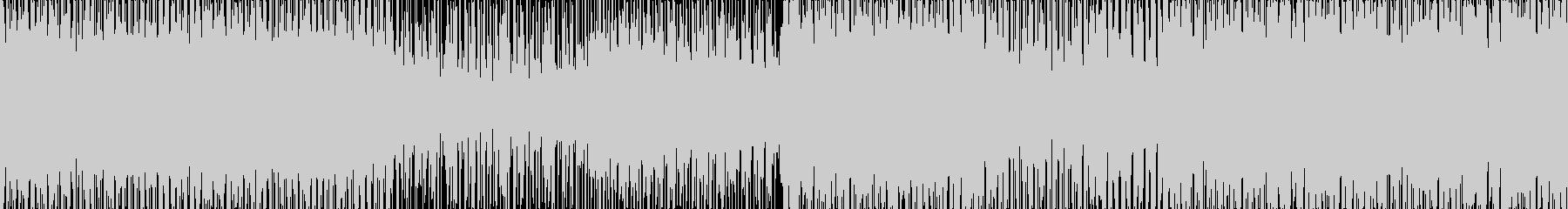 ノリ良EDMエレクトロテクノアンビエントの未再生の波形