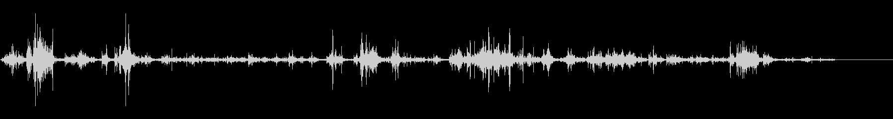 スイムウォーター-スプラッシュの未再生の波形