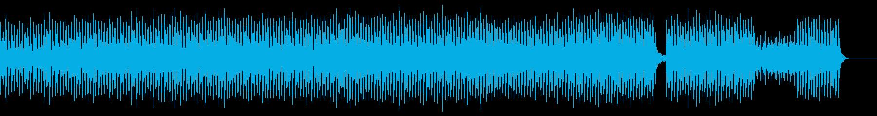 琴 春 コミカル 忍者 ハードコアテクノの再生済みの波形