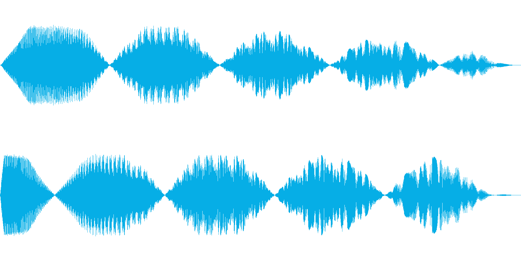 電動スイーパー9の再生済みの波形