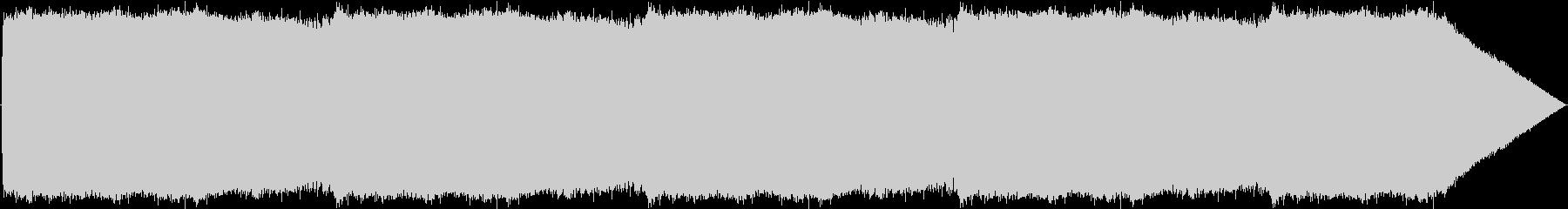 虫の鳴き声01の未再生の波形