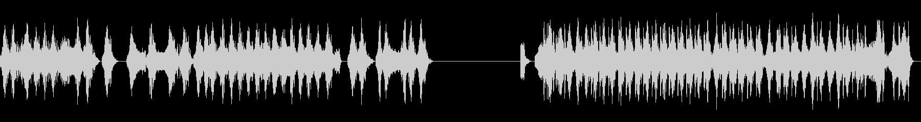VOLTRAX SPACE VOI...の未再生の波形
