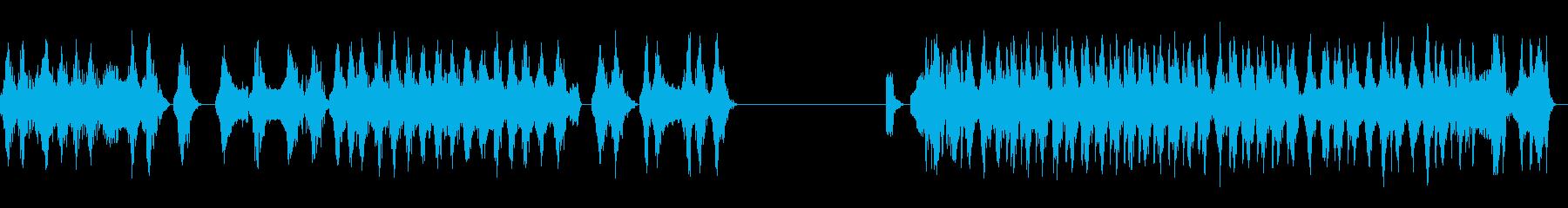 VOLTRAX SPACE VOI...の再生済みの波形