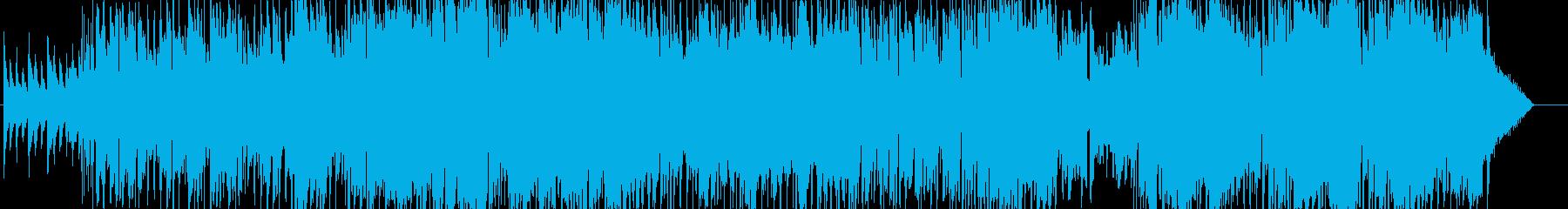 Whale Livingの再生済みの波形