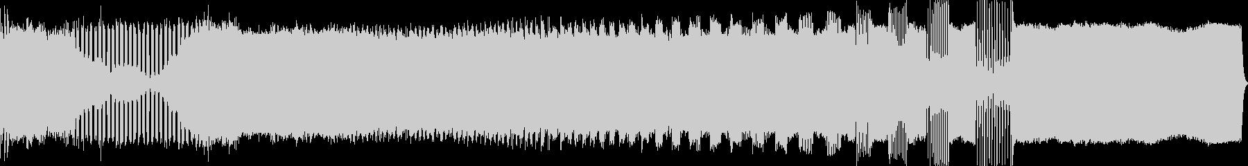 AMGアナログFX 5の未再生の波形
