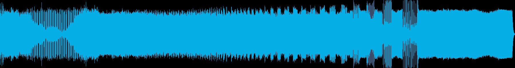 AMGアナログFX 5の再生済みの波形