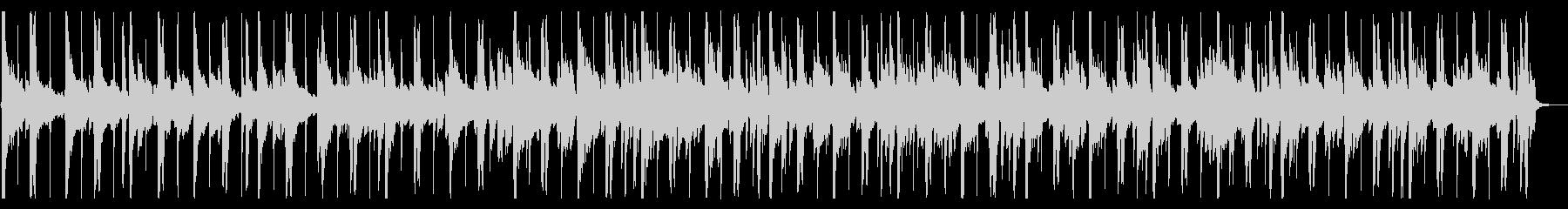 儚げ/R&B_No606_3の未再生の波形