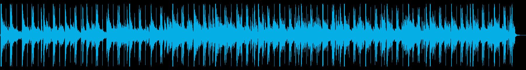 儚げ/R&B_No606_3の再生済みの波形