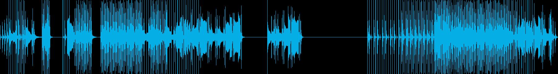 ラップ、Tensive ..の再生済みの波形