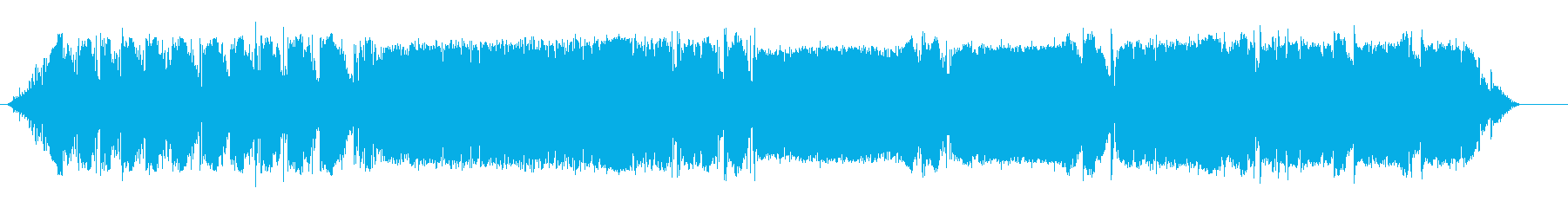 FIA GTカー;アイドル/バック...の再生済みの波形