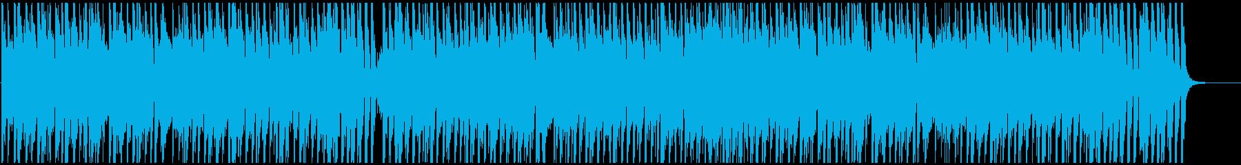 椎名林檎っぽいバトルかっこいいジャズの再生済みの波形