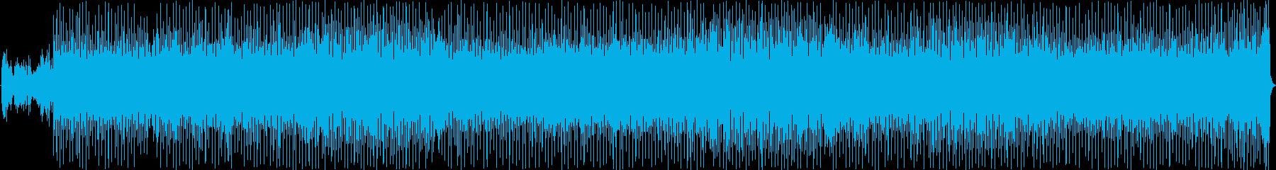 テレビバックグラウンドミュージック...の再生済みの波形