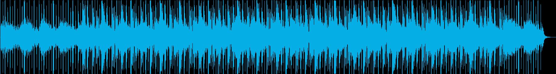 アンビエント/ゆったり/心地いいの再生済みの波形