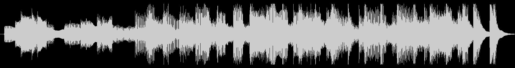 15秒CMサイズの2 家庭用品のCMなどの未再生の波形