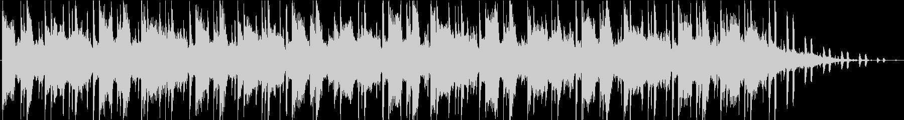シーケンス 未定ベース03の未再生の波形