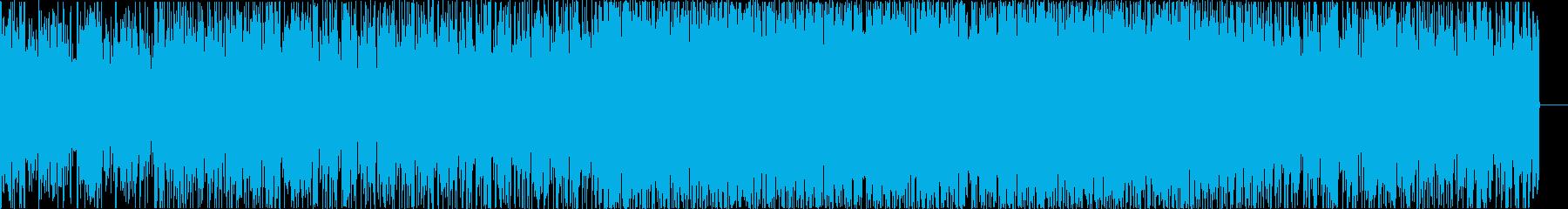 シンプル、シネマティック、エレクトロの再生済みの波形