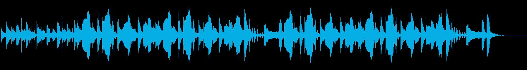 Innocent Clarinetの再生済みの波形