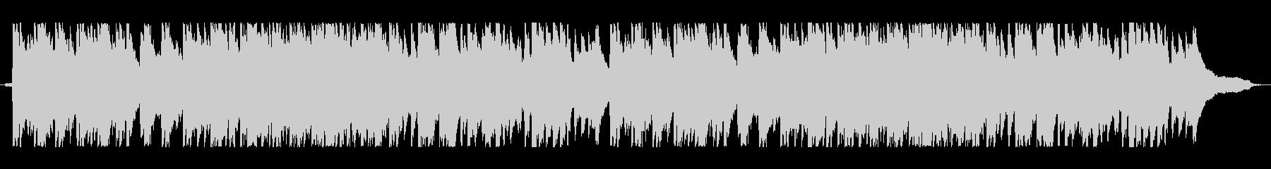 やさしい3拍子の不思議なピアノソロの未再生の波形