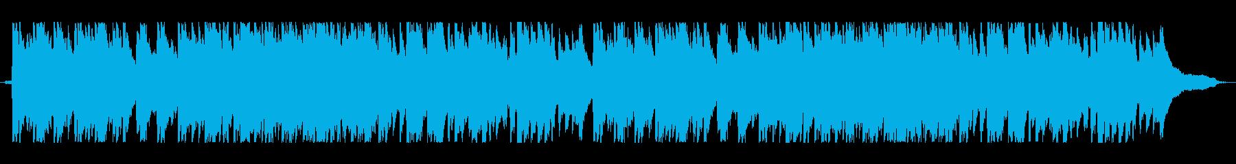 やさしい3拍子の不思議なピアノソロの再生済みの波形