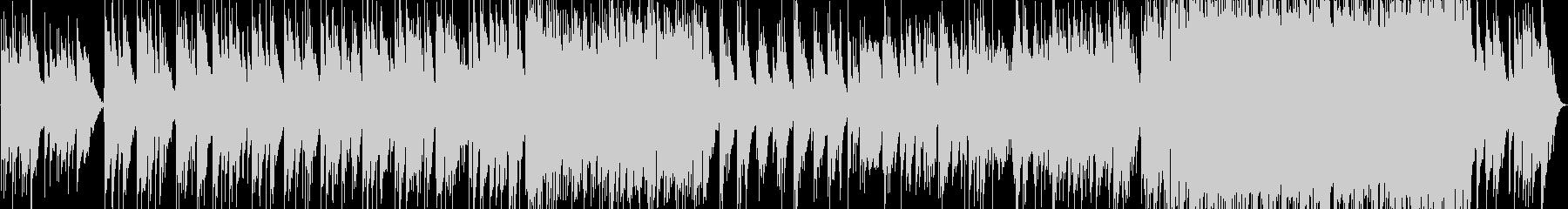 悲しく切ないアコギバラードの未再生の波形