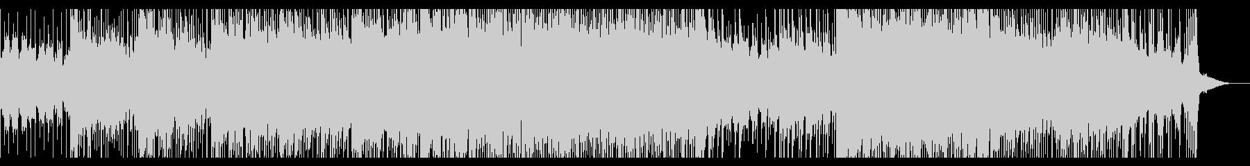 気だるい雰囲気と切ないメロディが印象的の未再生の波形