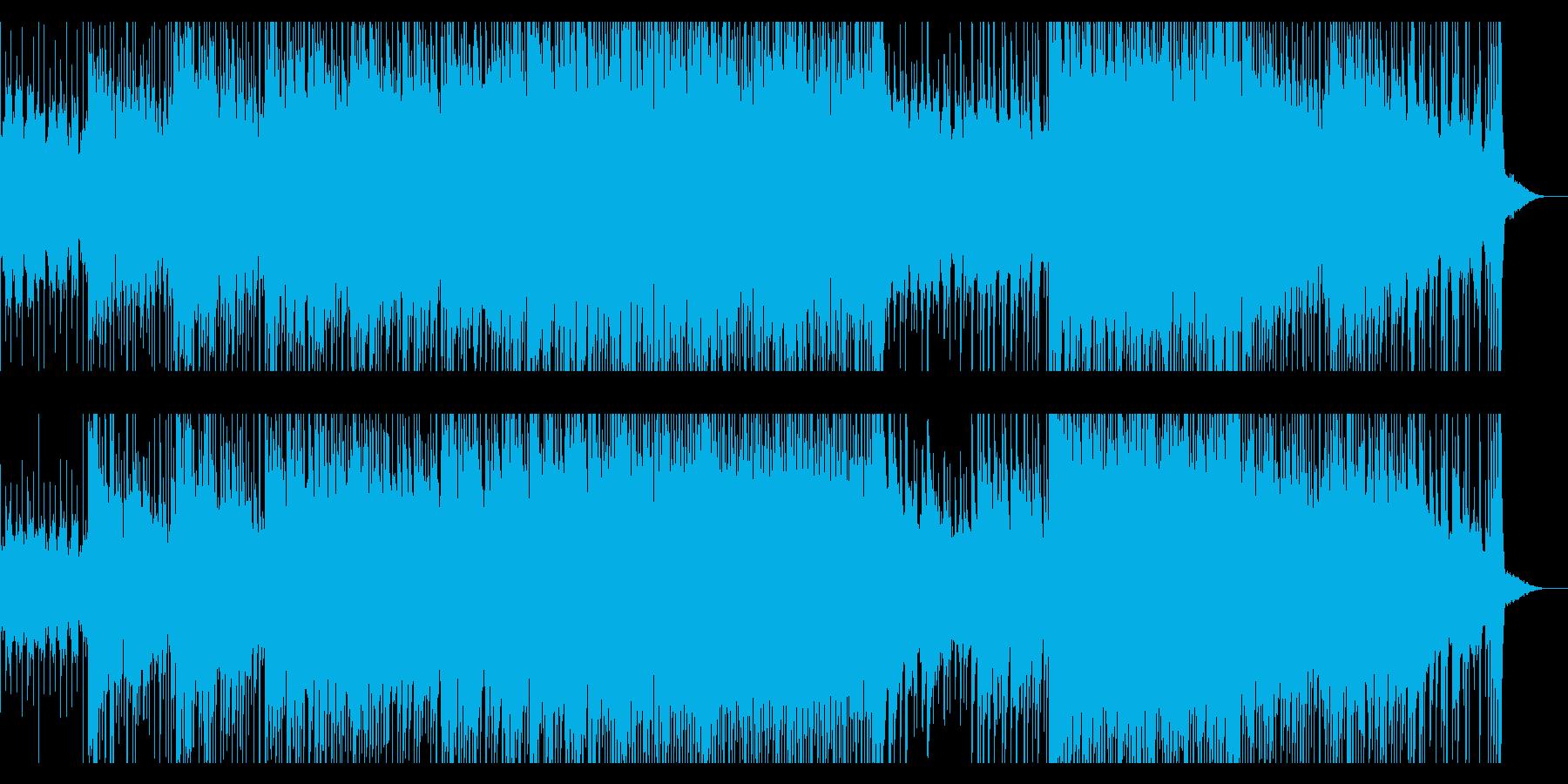 気だるい雰囲気と切ないメロディが印象的の再生済みの波形
