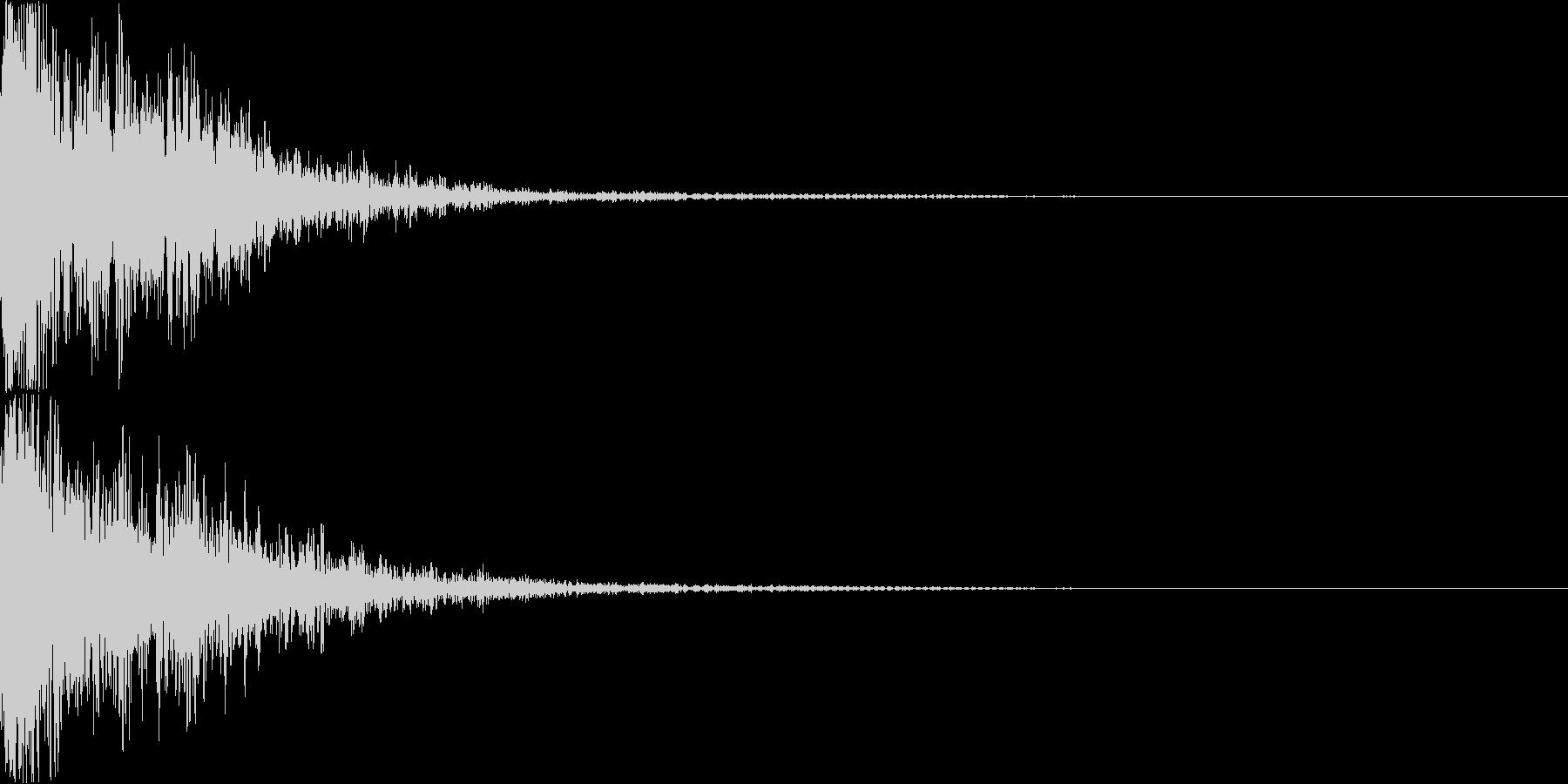ロボット 合体 ガシーン キュイン 06の未再生の波形