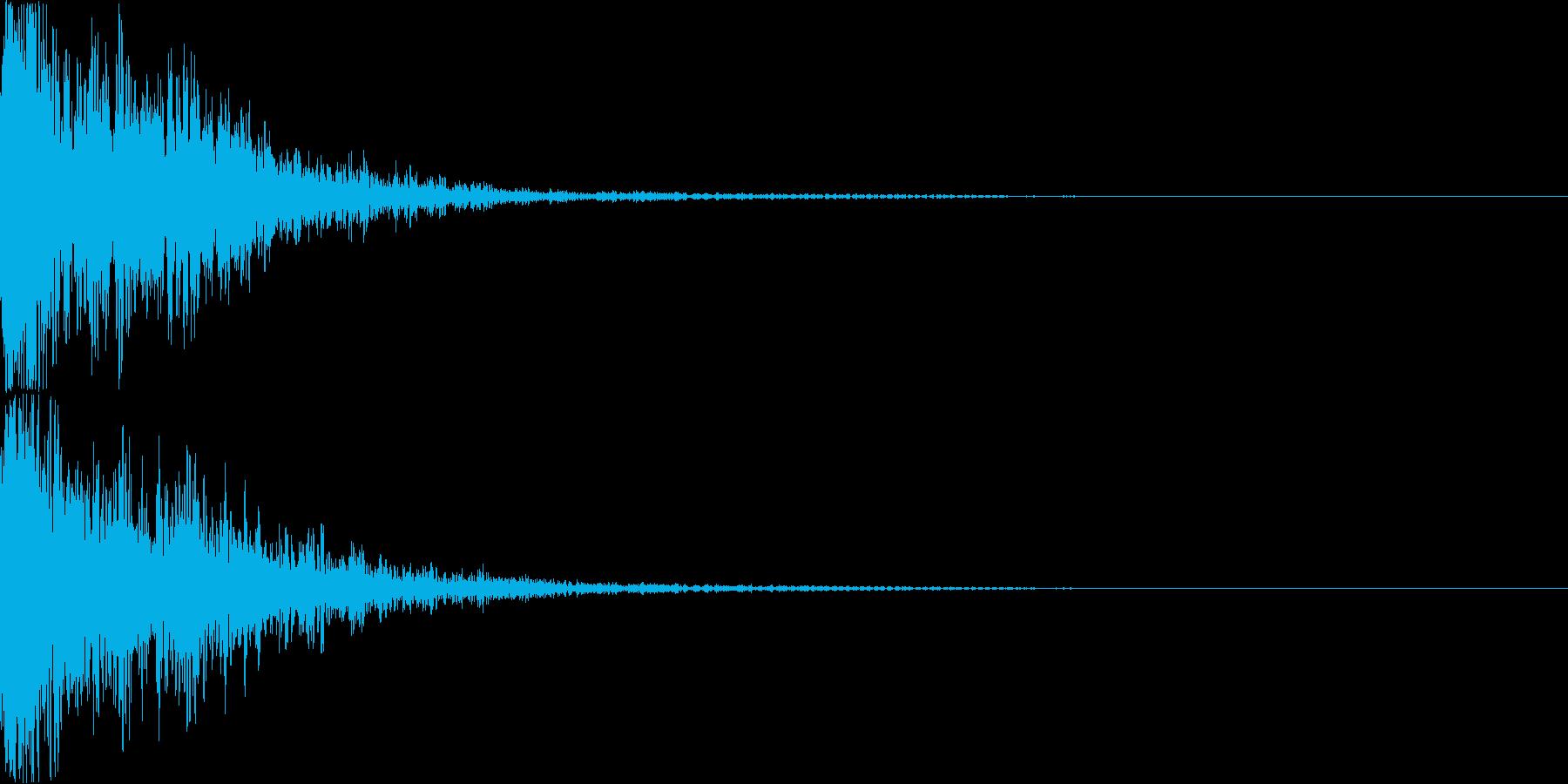 ロボット 合体 ガシーン キュイン 06の再生済みの波形