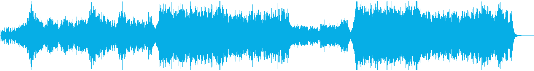 PIRATES ADVENTURE's reproduced waveform