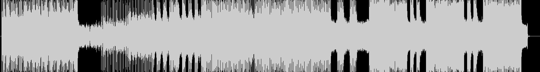 「ハード/ヘヴィ/ロック」BGM71の未再生の波形