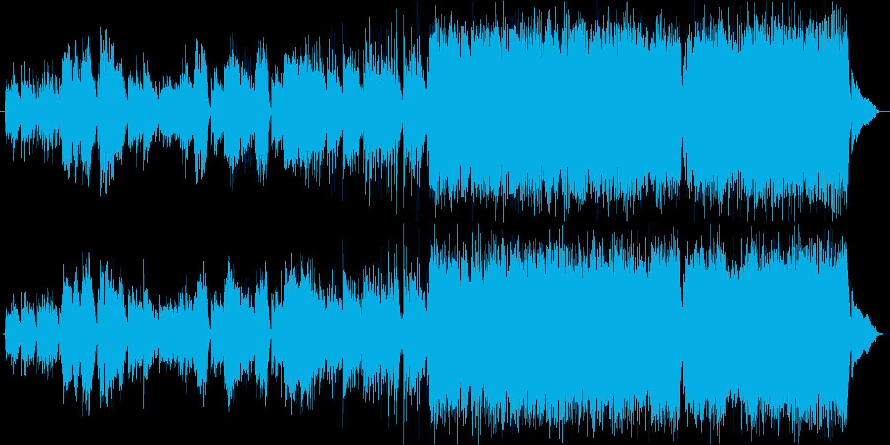心響~SHION~の再生済みの波形